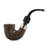 Курительная трубка Peterson De Luxe System Dark Smooth 5s