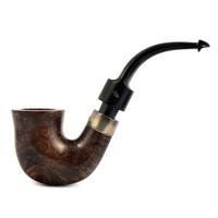 Курительная трубка Peterson De Luxe System Dark Smooth XL 5s