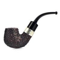 Курительная трубка Peterson Donegal Rocky X 221s Nickel 9мм