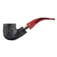 Курительная трубка Peterson Dracula SandBlast 01 9мм