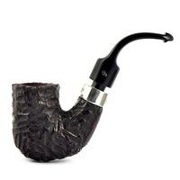 Курительная трубка Peterson House Pipe Rusticated Pub P-Lip 9мм