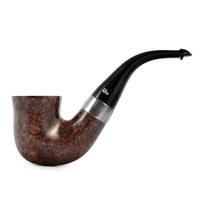 Курительная трубка Peterson Kildare 05 Silver P-Lip 9мм