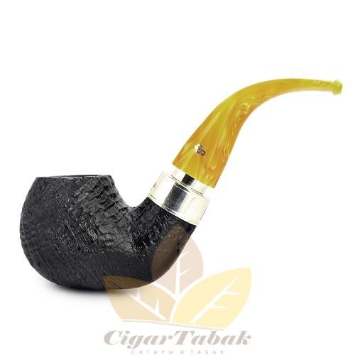 Курительная трубка Peterson Rosslare Royal Irish SandBlasted XL02