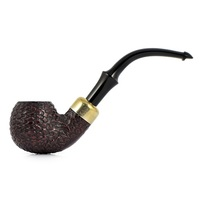 Курительная трубка Peterson Standard System 302 Rustic P-Lip 9мм