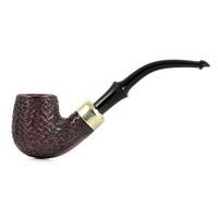 Курительная трубка Peterson Standard System 307 Rustic P-Lip 9мм