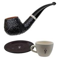 Курительная трубка Savinelli Espresso Rusticata Coffee Cup