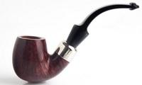Курительная трубка Savinelli New Dry System Smooth Dark Brown 613