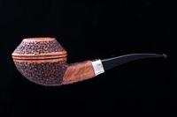 Курительная трубка Ser Jacopo 2019 года R1 в шкатулке S803-1