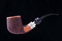 Курительная трубка Ser Jacopo Leonardo da Vinci R1 Rustic в шкатулке S803-4