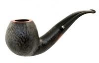 Курительная трубка Stanwell Brushed Black Rustico 185