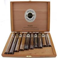 Подарочный набор сигар Ashton Classic Sampler (10 сигар)