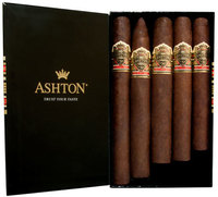 Подарочный набор сигар Ashton VSG Sampler (5 сигар)