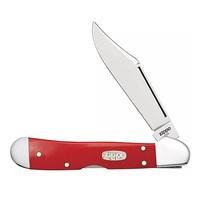 Нож перочинный Zippo Red Synthetic Smooth Mini Copperlock 50530