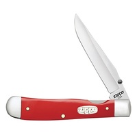 Нож перочинный Zippo Red Synthetic TrapperLock 50595
