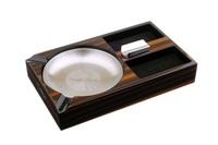Пепельница сигарная Colibri на 3 сигары Windsor Макассар AT200C2