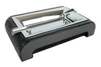 Пепельница сигарная Gentili 930-Croco-black