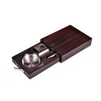 Пепельница сигарная Lubinski Эбеновое дерево EF266-1