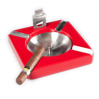 Пепельница сигарная на 4 сигары с гильотиной AFN-AT111SET