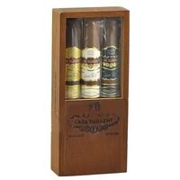 Подарочный набор сигар Casa Turrent Gran Robusto SET (3 сигары)