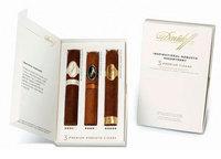 Подарочный набор сигар Davidoff Inspirational Robusto Assortment (3 сигары)