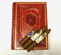 Подарочный набор сигар Евгений Онегин Легенда No 8 (16 сигар)