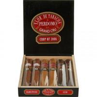 Подарочный набор сигар Perdomo Grand Cru 2006 Grand Epicure Gift Pack (6 сигар)
