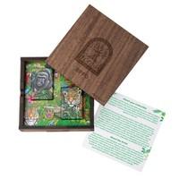 Подарочный набор Zippo 49347 Две Зажигалки Mysteries of the Forest Set