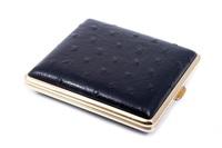 Портсигар Stoll на 18 сигарет Черный C09-10