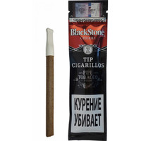 Сигариллы Black Stone Cherry Tip Cigarillos