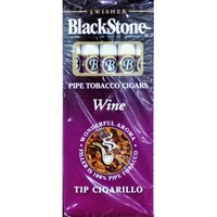 Сигариллы Black Stone Tip Cigarillos Wine