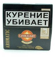 Сигариллы Candlelight Filter Aromatic 50