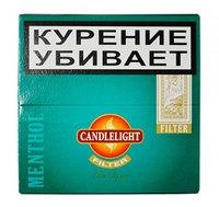 Сигариллы Candlelight Filter Menthol 50