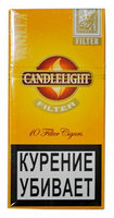 Сигариллы Candlelight Filter Vanilla 10