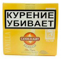 Сигариллы Candlelight Filter Vanilla 50