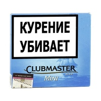 Сигариллы Clubmaster Mini Blue 10 шт