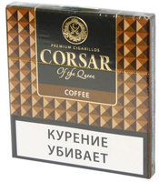 Сигариллы Corsar Mini of the Queen Coffee