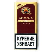 Сигариллы Moods Filter Golden Taste 5
