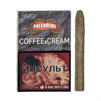 Сигариллы Palermino Coffe and Cream