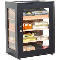 Сигарный шкаф Adorini Salina black
