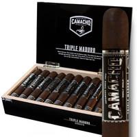 Сигары Camacho Triple Maduro Robusto