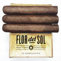 Сигары Flor del Sol Robusto