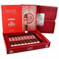 Подарочный набор сигар Plasencia Alma del Fuego Candente Robusto (10 сигар)