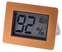 Термо-гигрометр Золотой 596-521