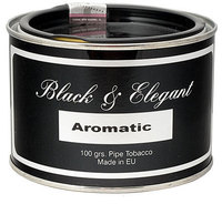 Трубочный табак Black and Elegant Aromatic
