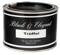Трубочный табак Black and Elegant Truffle