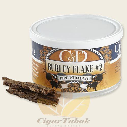 Трубочный табак Cornell and Diehl Burley Blends Burley Flake No 2