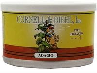 Трубочный табак Cornell and Diehl Tinned Blends Adagio