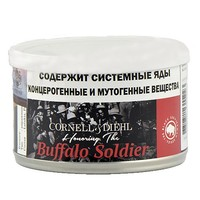 Трубочный табак Cornell and Diehl Tinned Blends Buffalo Soldier