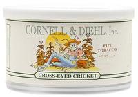 Трубочный табак Cornell and Diehl Tinned Blends Cross Eyed Cricket