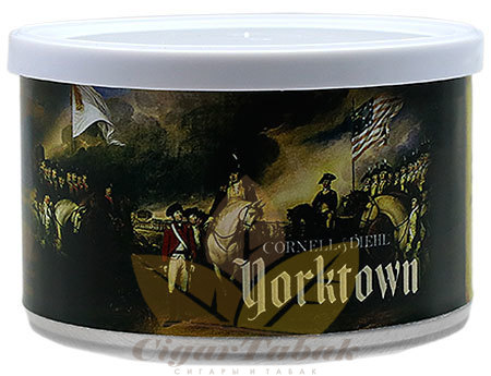 Трубочный табак Cornell and Diehl Virginia Based Blends Yorktown